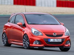 opel corsa opc nurburgring edition pic #80517