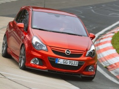 opel corsa opc nurburgring edition pic #80518