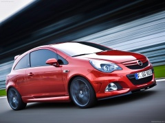 opel corsa opc nurburgring edition pic #80519