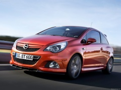 opel corsa opc nurburgring edition pic #80520