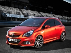 opel corsa opc nurburgring edition pic #80521