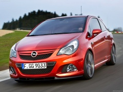 opel corsa opc nurburgring edition pic #80522