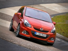 opel corsa opc nurburgring edition pic #80524