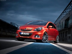opel corsa opc nurburgring edition pic #80527