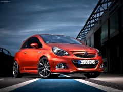 opel corsa opc nurburgring edition pic #80528