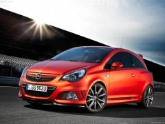 opel corsa opc nurburgring edition pic #80529