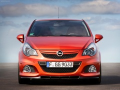 Opel Corsa OPC Nurburgring Edition pic