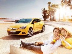 opel astra gtc pic #81231