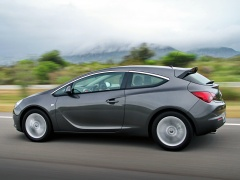 opel astra gtc pic #90414