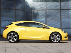 opel astra gtc pic #96514