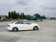 avus performance mercedes c63 amg pic #64142
