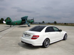 avus performance mercedes c63 amg pic #64143