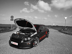 mr car design vw scirocco black rocco pic #69084