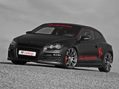 mr car design vw scirocco black rocco pic #69086