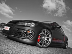mr car design vw scirocco black rocco pic #69090