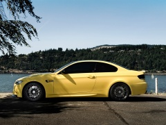 Dakar Yellow BMW M3 (E92) photo #65953
