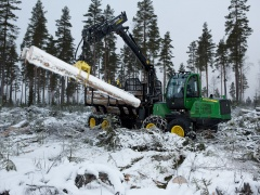 Forwarder 1110E photo #72001