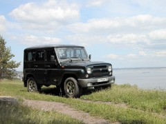 uaz 315195 hunter pic #14212