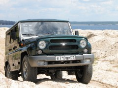 uaz 315195 hunter pic #14213