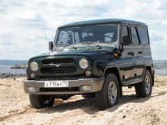 uaz 315195 hunter pic #14214