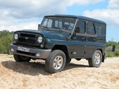uaz 315195 hunter pic #14218