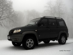 uaz patriot pic #25192