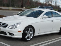 amg cls 55 pic #106377