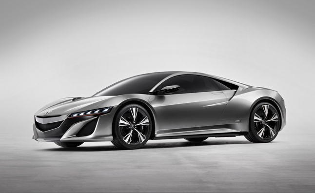 2015 Acura NSX will be Constructed at New Performance Manufacturing Facility in Ohio
