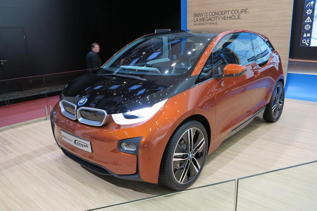 BMW i3 Will be Released in January, Costing Around $34,500