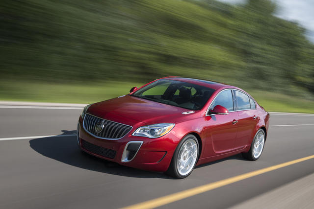 Buick Might Produce More GS Vehicles