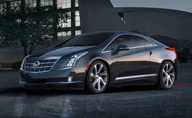 Cadillac ELR Particularly Implements LEDs for Exterior Illumination