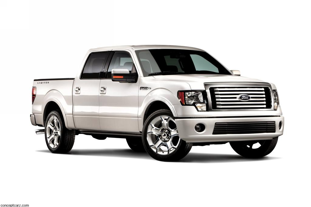 2017 Ford F 150 Aluminum Body On Track For Manufacture