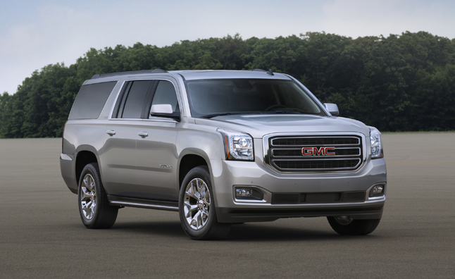 GM Off-Road SUV Versions Being Considered