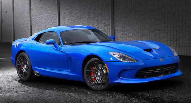 2014 SRT Viper TA Price Revealed