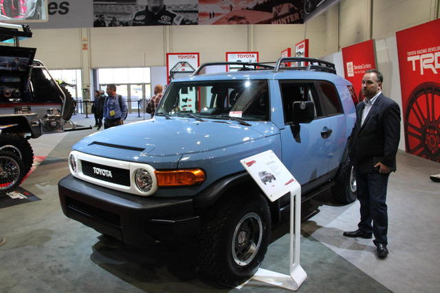 Toyota Announces FJ Cruiser Ultimate Edition before Stopping Production