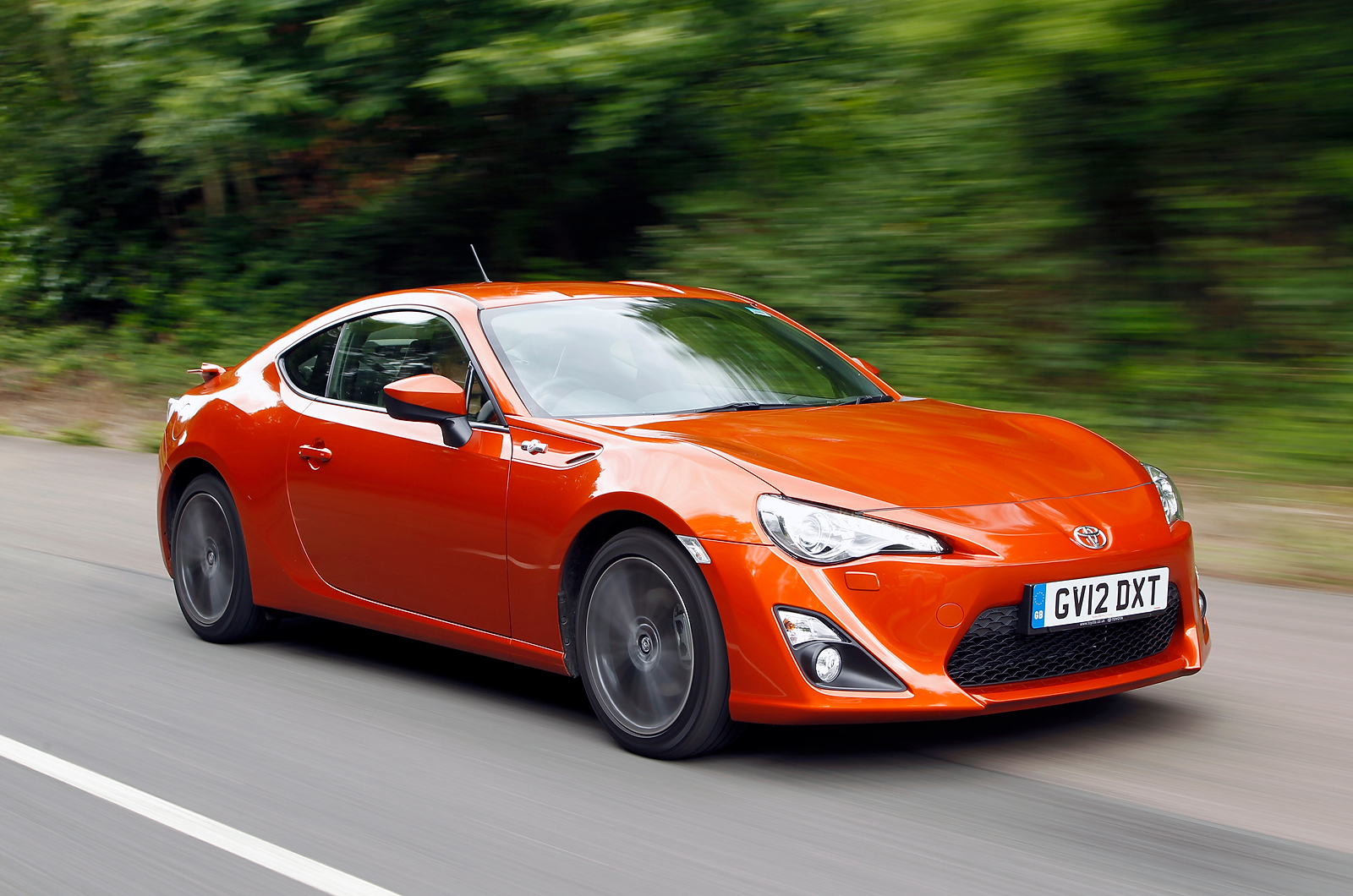 Toyota GT86 will be Officially Unveiled at Dubai Motor Show