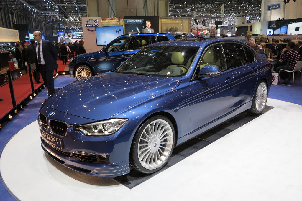 Alpina Plans to Commemorate Its 50th Birthday