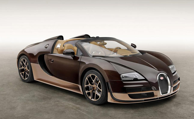 Sales of Used Cars Officially Controlled by Bugatti