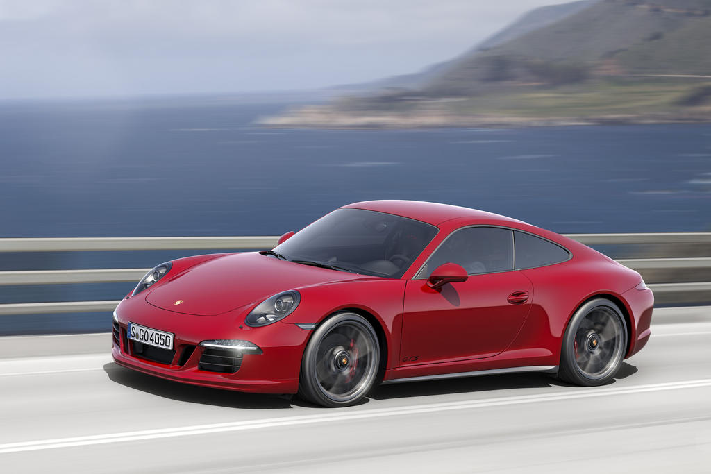 Porsche 911 Hybrid Might be Included in Next Generation