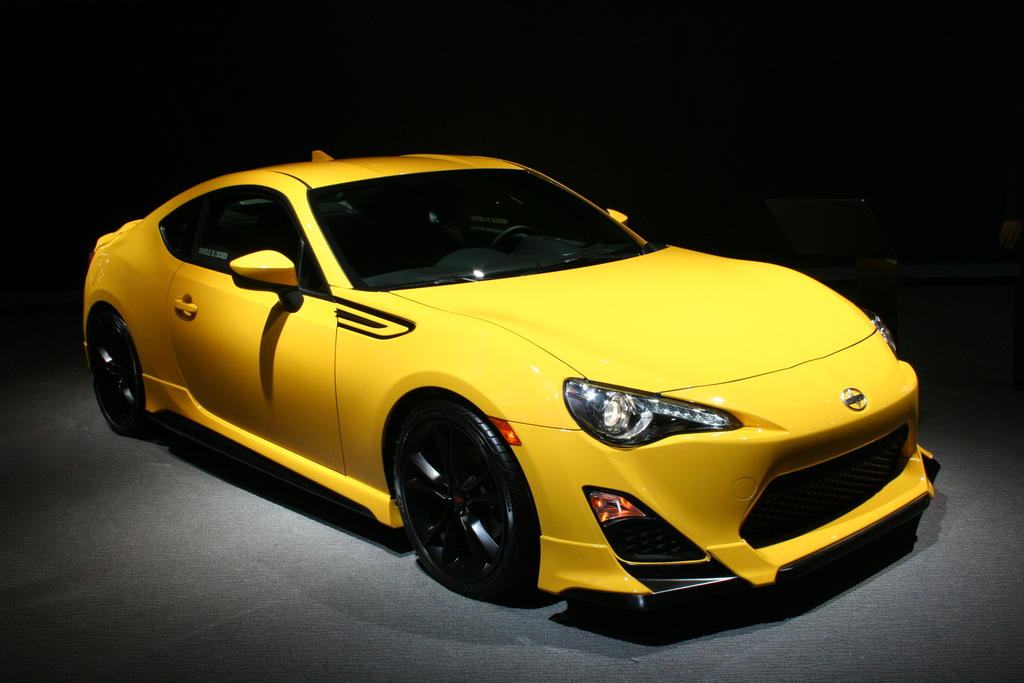 Do Not Miss a Possibility to Buy Scion FR-S Series 1.0 for $30,760