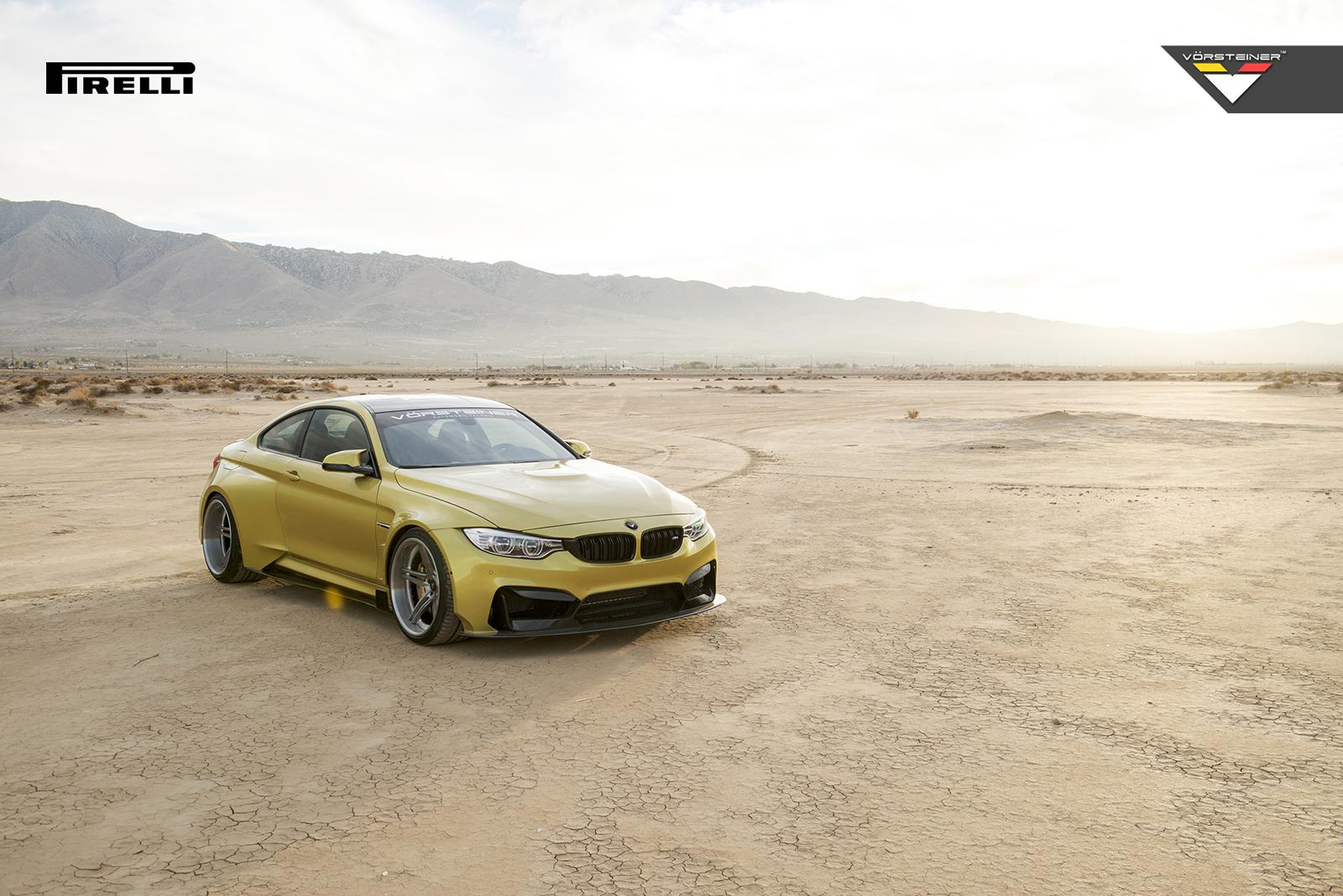 Vorsteiner Presents Their Adjusted BMW M4 GTRS