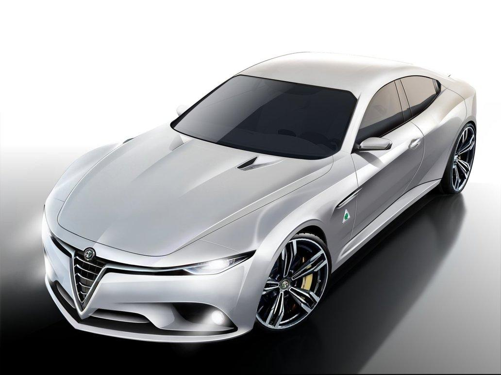 Alfa Romeo Giulia can be offered with 1.8-Litre Biturbo Petrol Engine