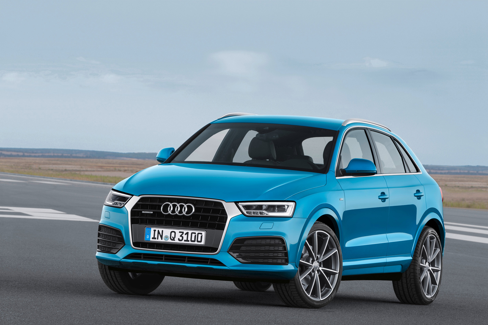 2016 Audi Q3 Will Cost Starting From 34 625