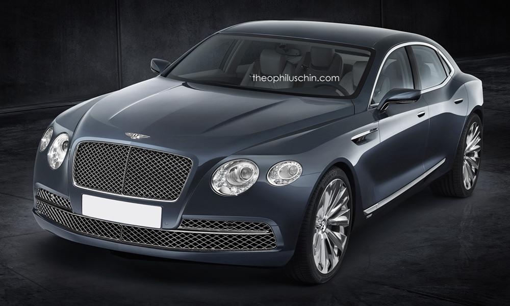 Entry Level Sedan From Bentley Was Envisioned Thankfully To Buick Avenir Car News Carsbase Com