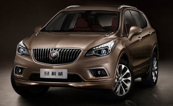 Next US Buick Offerings will be manufactured in China or Europe
