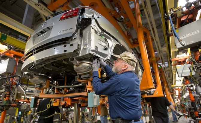 General Motors invests $5.4B into US Manufacturing