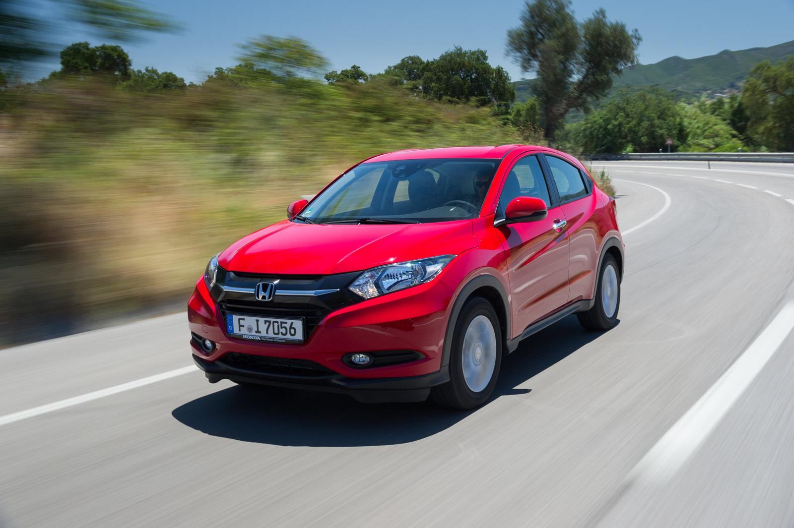 Honda HR-V will cost starting from 17,995 pounds in the UK