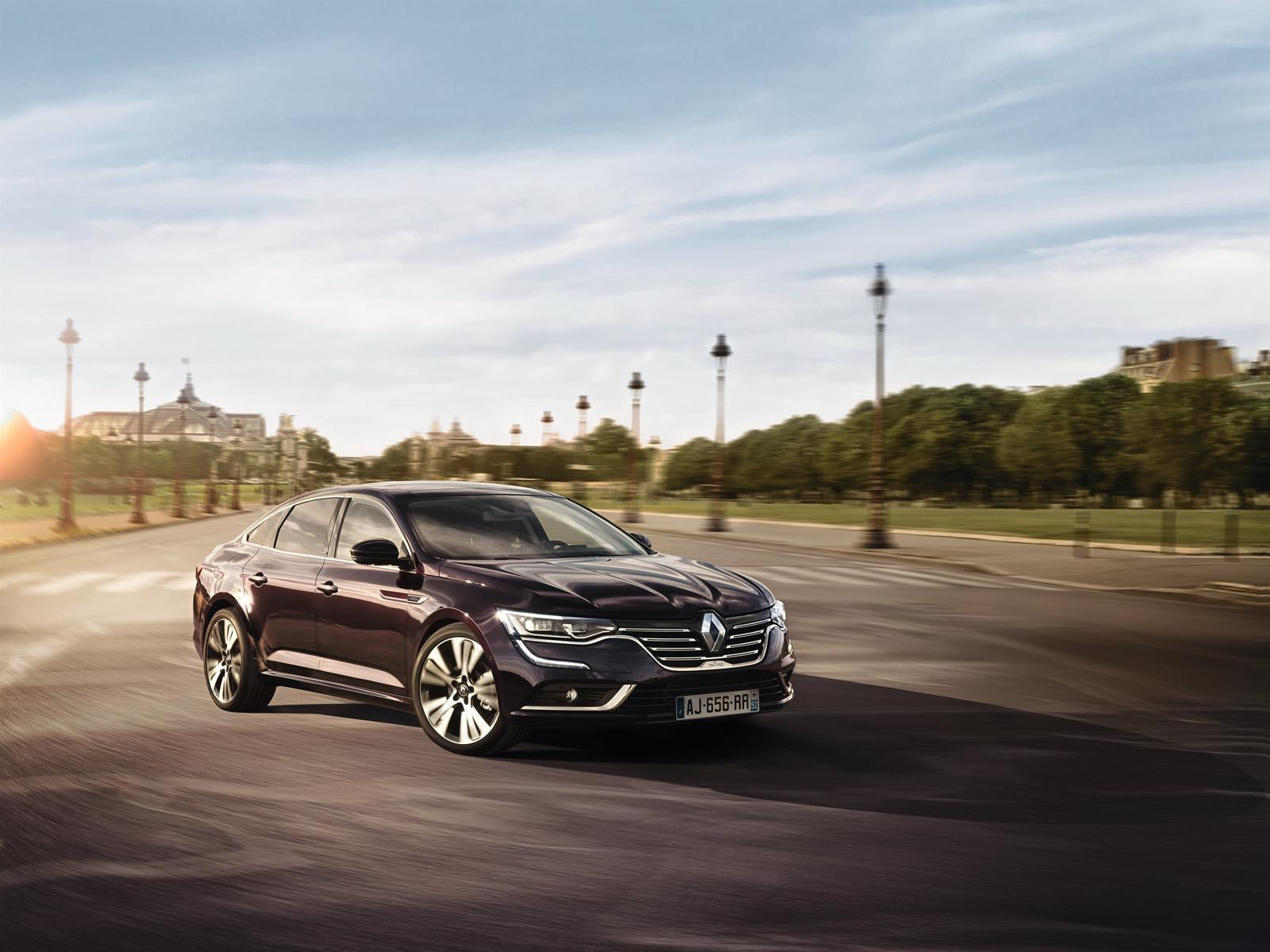 The Prices for Renault Talisman