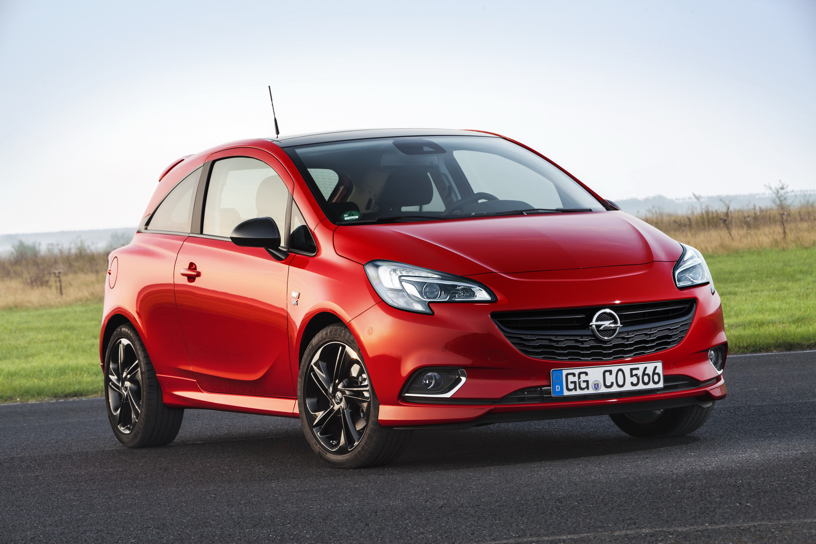 Spy Snap Of The Innovated Opel Corsa