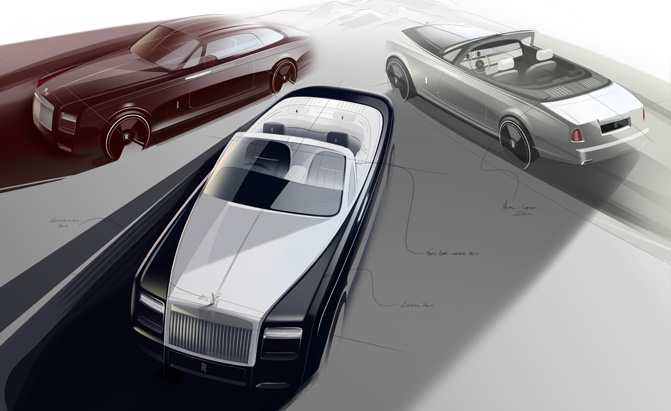 Special Edition Offerings from Rolls-Royce